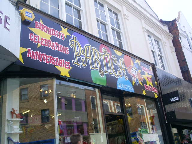 Party Shop Richmond Surrey 26