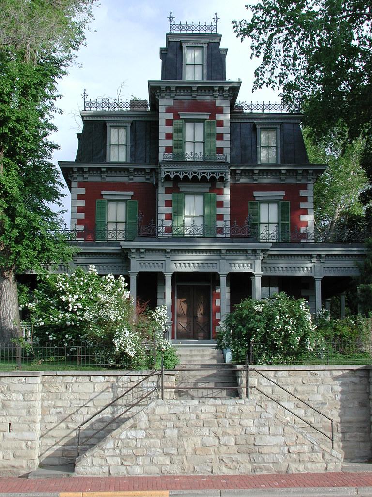 Bloom Mansion Trinidad Colorado Victorian Home Of Banker Flickr