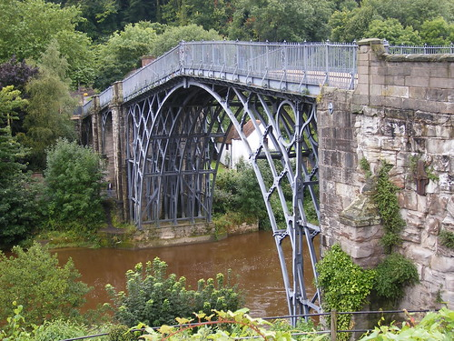 The Iron Bridge | by ell brown