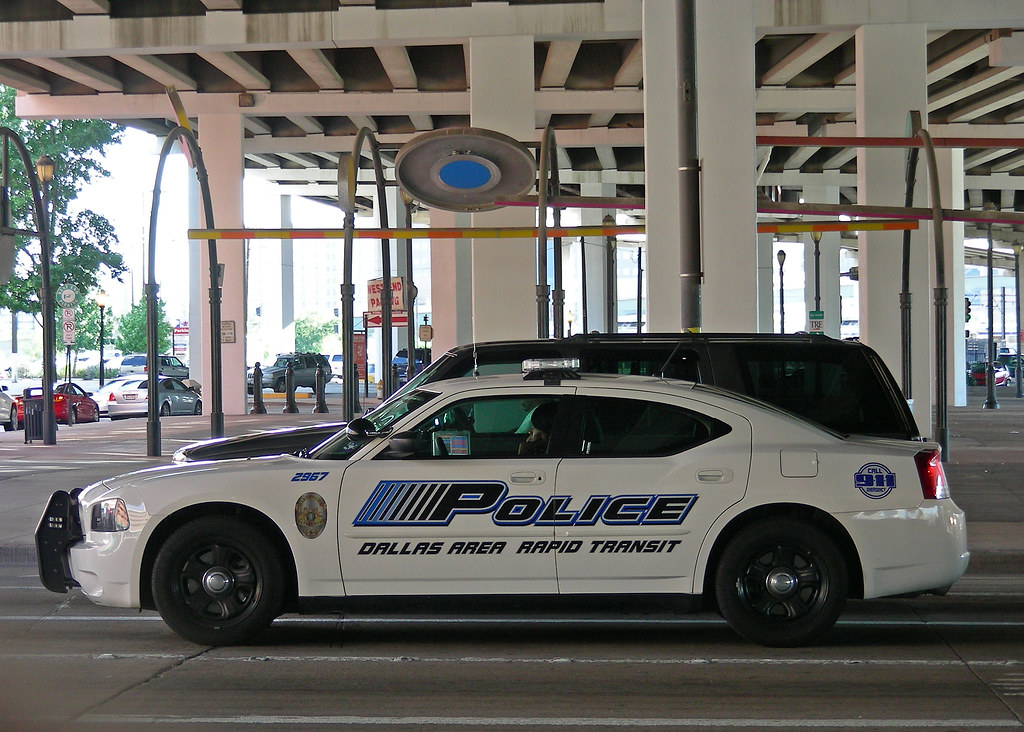 Dart Police Dodge Charger Of The Dallas Area Rapid