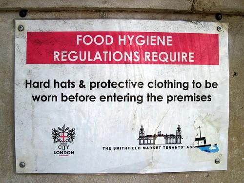 Food Hygiene Regulations