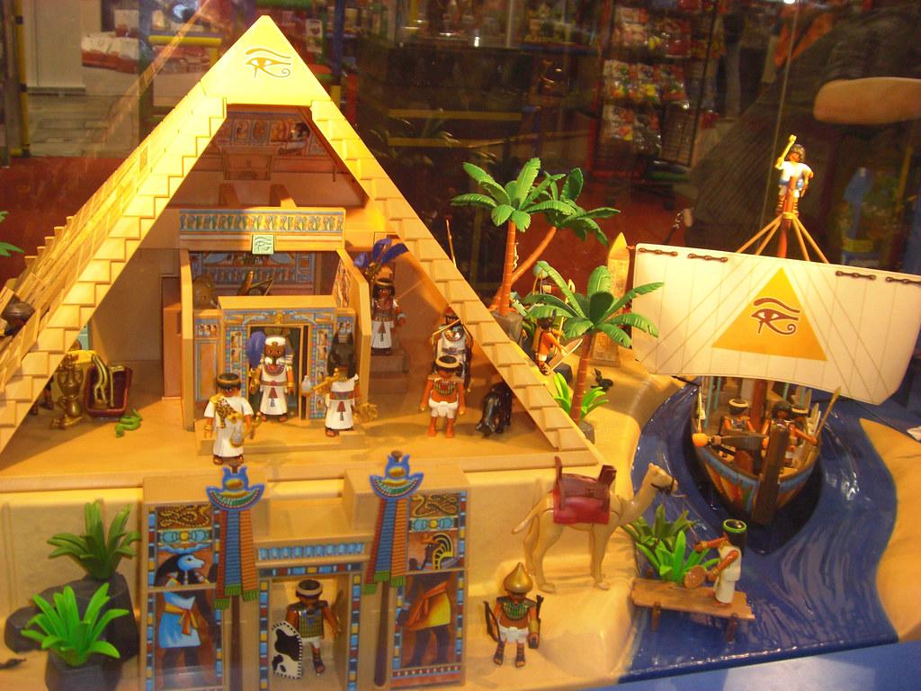 Playmobil egypt badtzz flickr - Playmobil egyptien ...