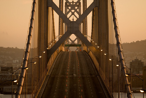 Bay Bridge closure | by exxonvaldez