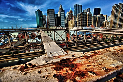 Brooklyn Rust | by Ken Yuel Photography