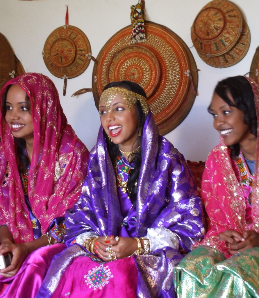 Harari wedding we happened to be looking at the harar for Ethiopian traditional wedding dress 2017