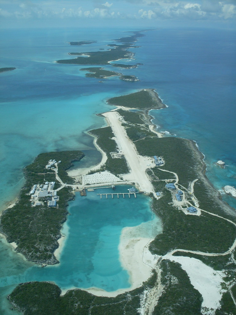 Cave Cay- Exuma, Bahamas | Cave Cay looking North and East ...