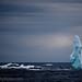 Ice pinnacle, Kangerlugussuaq Fjord, Greenland