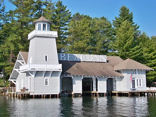The Beacons Minocqua Wi Wonderful Place To Relax Fish Flickr
