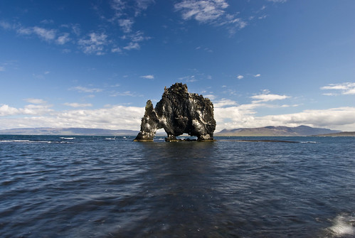 Icelandic Landmark: Hvítserkur | by fridgeirsson