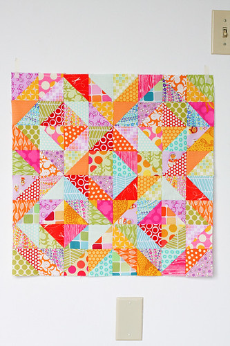 Warm Cool Quilt Along | by Jeni Baker