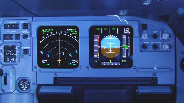 Airbus A320 Pfd Nd Airbus A320 Primary Flight Display