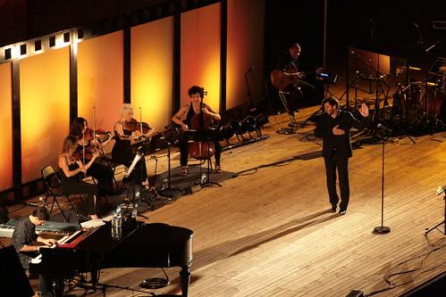 concert Patrick FIORI, théâtre antique (ORANGE,FR84)