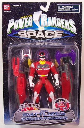 Power Rangers in Space   Power Rangers in Space   Flickr