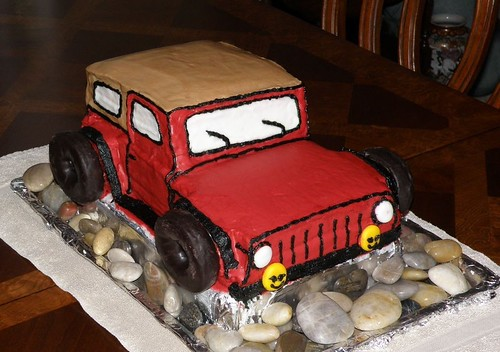 Off Road Cake