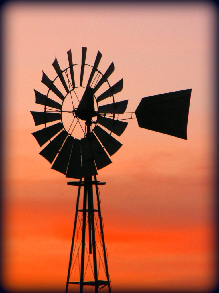 windmill silhouette tina a thompson flickr