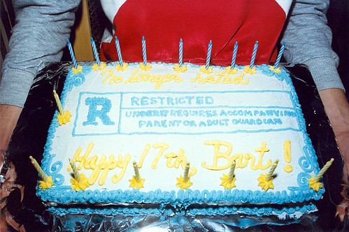 Rated R Cake | by Editor B