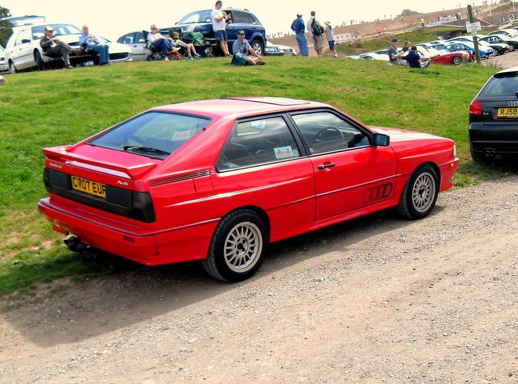 1985 Audi ur-quattro |...