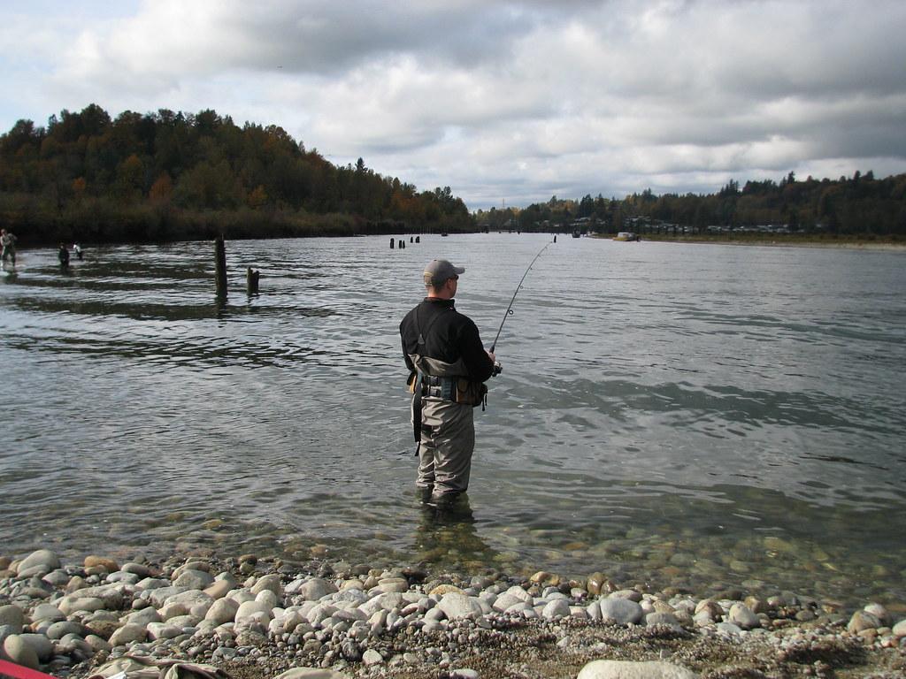 James fishing stave river james sherrett flickr for James river fishing report