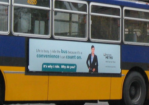 From your Department of Ironic Bus Billboards | by tikistitch