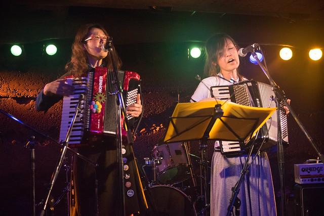ジャバラガールズ live at Manda-La 2, Tokyo, 23 Feb 2017 -00099