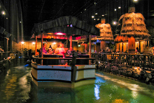 Tonga Room The Tonga Room In The Fairmont Hotel Features