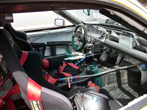 race car interior curt smith flickr. Black Bedroom Furniture Sets. Home Design Ideas