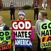 Westboro Baptist Church uses kids as propaganda messengers