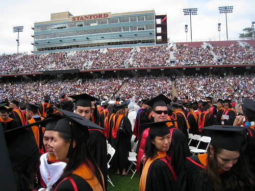 Stanford Graduation | by saketvora