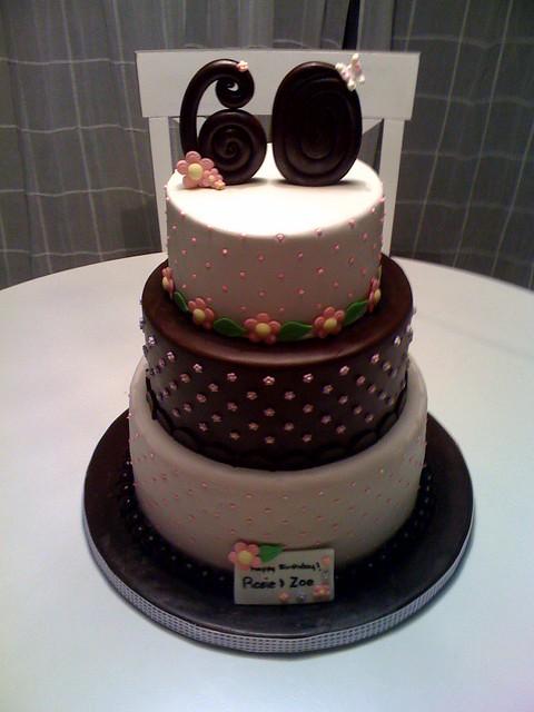 My Mom S 60th Birthday Cake So I Have No Idea Where My