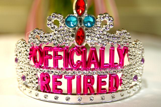 Officially Retired Tiara Crown 7-8-09 7 | Dori Gates had ...