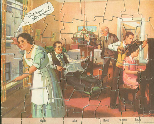 The Goldbergs (Puzzle) | by Center for Jewish History, NYC