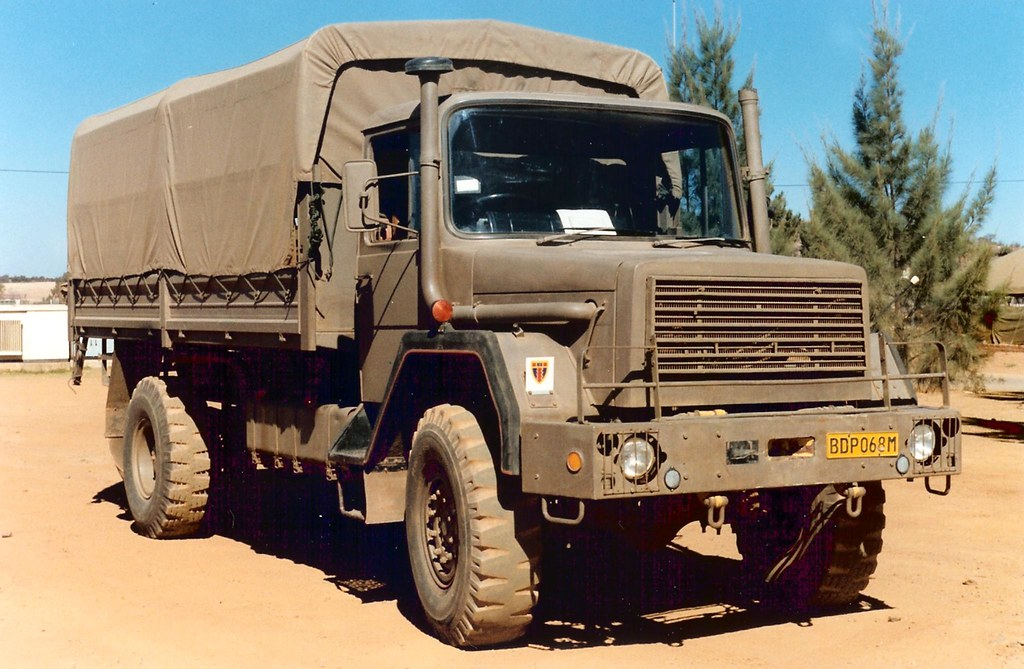 Military Vehicles For Sale >> Samil 50 (1989) | One of my many jobs in the army was that o… | Flickr