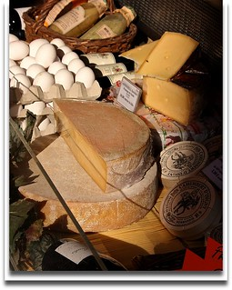 Cheese in the morning sun - Paris | by flowerwine