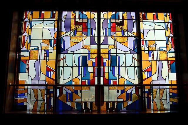 Glas Den Haag.De Bijenkorf Den Haag M Visser Duker Glas In Lood 1926 Flickr