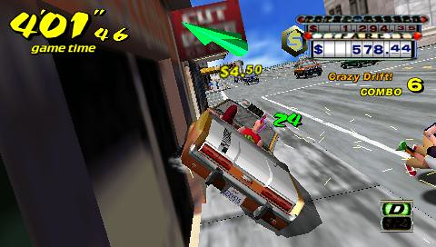 Crazy Taxi: Fare Wars | by PlayStation.Blog