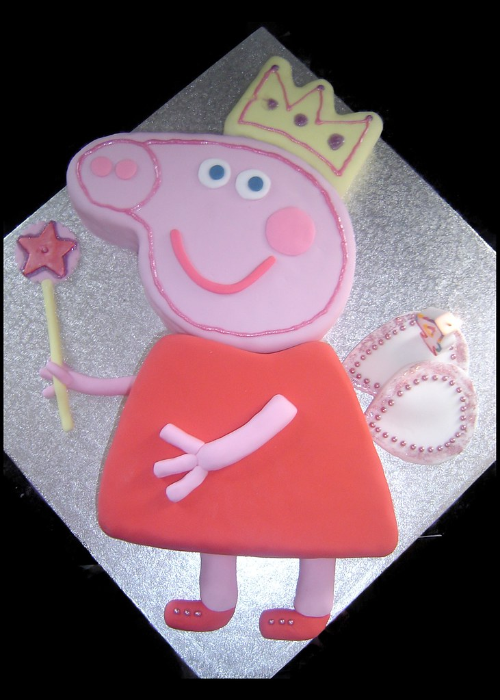 peppa pig cake template free - peppa pig cake peppa pig cake for a 4yr old this was