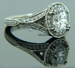Simulated Diamond Rings | Jewelry Collections | Helzberg ...