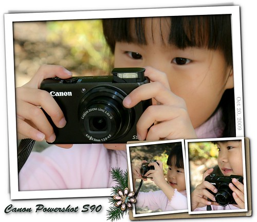 canon powershot s90 | by Donna & Andrew