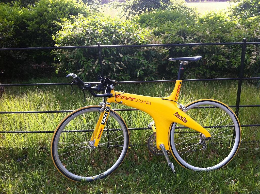 Hotta Tt700 Hotta Time Trial Bike Tt700 Joel Richards Flickr