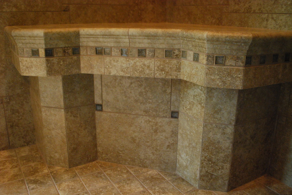 Master Shower seat | Classic Stone, Inc. | Flickr