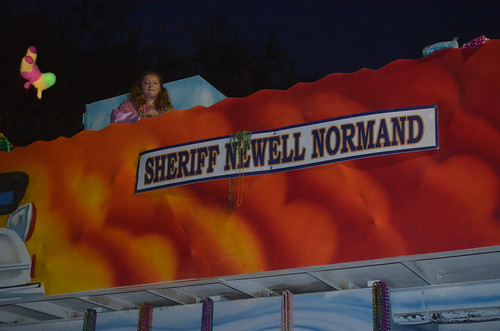 Sheriff Newell Normand