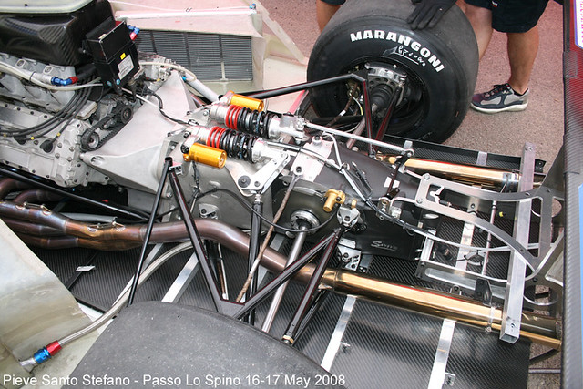 Rear Suspension Osella Fa30 Zytek Frank Huiskamp Flickr