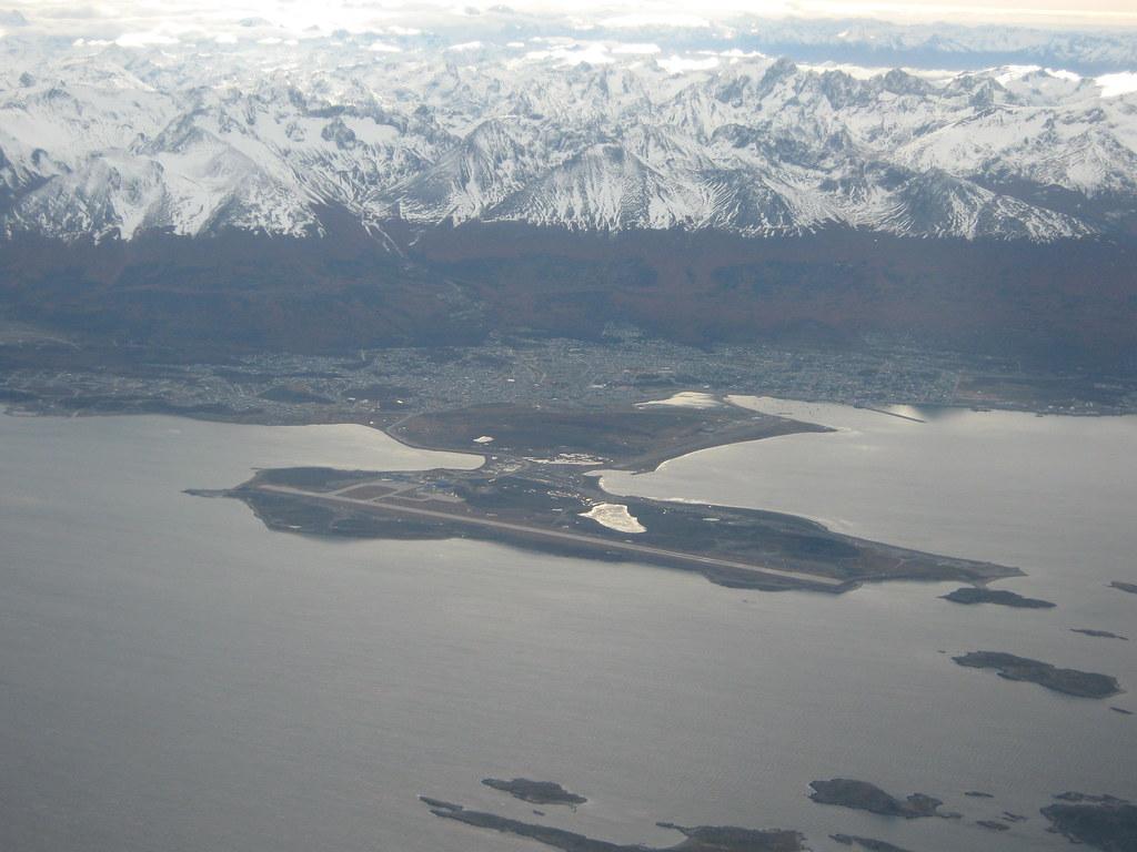 Aeroporto Ushuaia : Aeroporto ushuaia de argentina