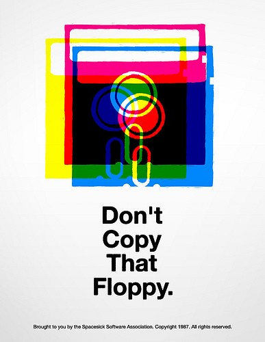 Dont Copy That Floppy | by jeffisageek