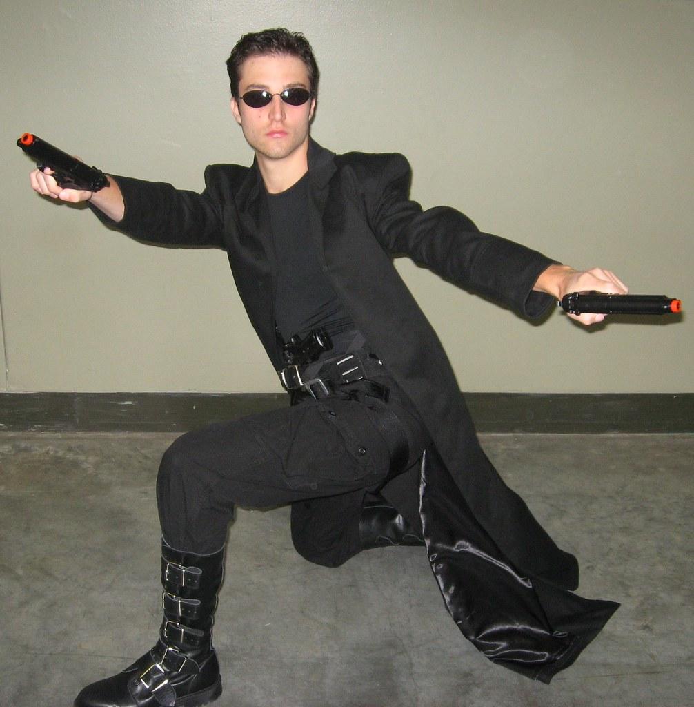 The Matrix: Neo
