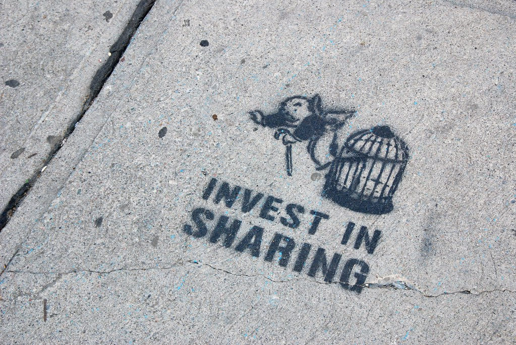 Invest in Sharing