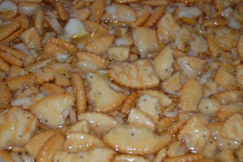 Step By Step >> Ritz Mock Apple Pie Step 5 | ...and here's a close up of the… | Flickr