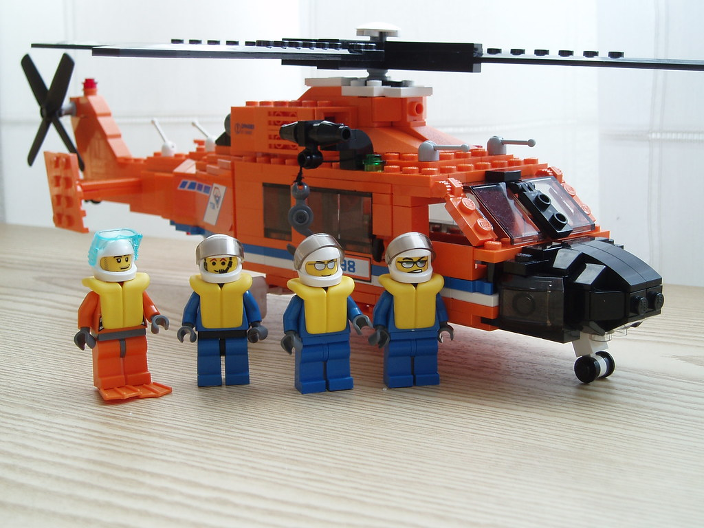 lego rescue helicopter instructions with Photostream on Theme LEGOLAND together with Mobile Crane 8053 likewise Coast Guard Helicopter together with Fire Helicopter as well Photostream.