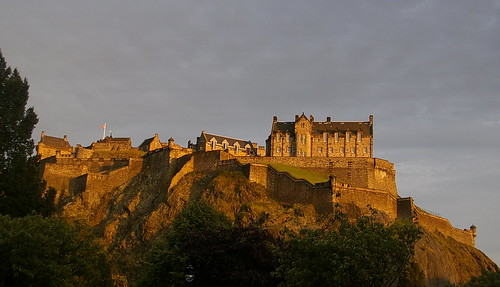 Edinburgh Castle | by Premek Zak