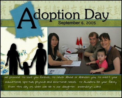 adoption day gwen landscape sm | by Donna & Andrew
